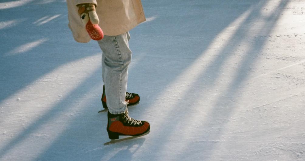 Unterwegs auf dem Eis - Die passende Ausrüstung macht's möglich